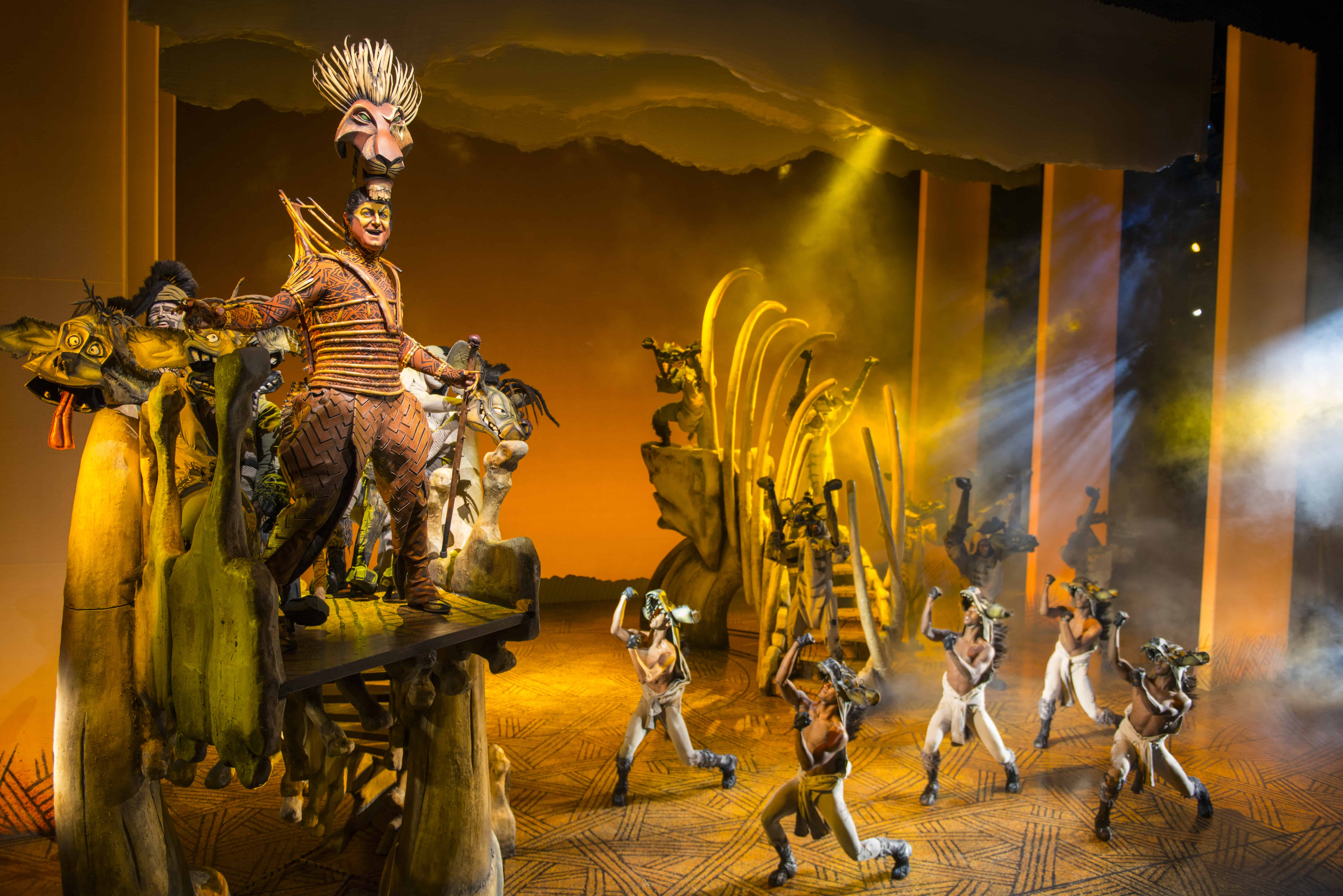 Tickets Available for The Lion King at The Detroit Opera House