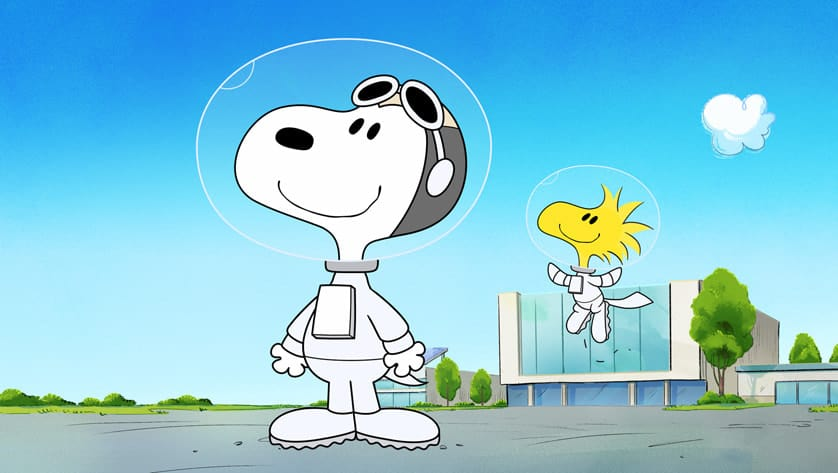 Snoopy In Space Season 2 First Look