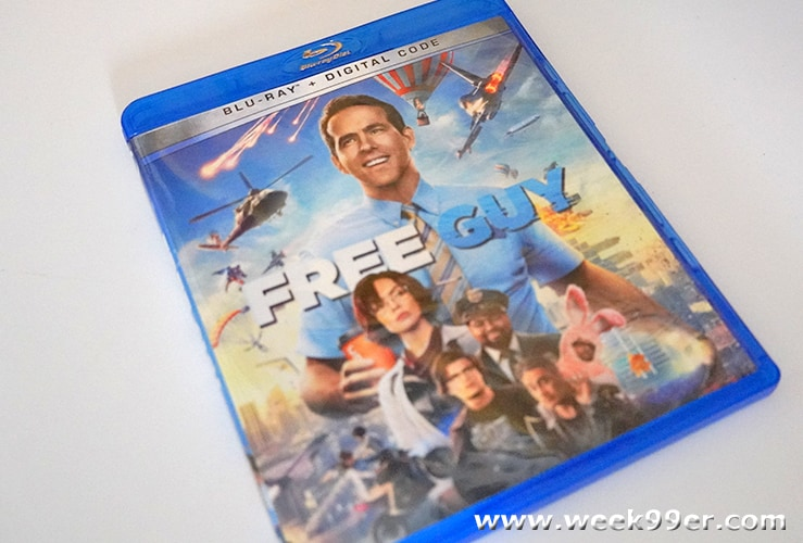 Free Guy Home Release Review